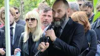 Download Pogrzeb Marcina Wrony - 24.09.2015 Video