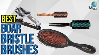 Download 10 Best Boar Bristle Brushes 2017 Video