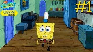 Download SpongeBob SquarePants: Employee of the Month - PC Walkthrough Gameplay Chapter 1 Video