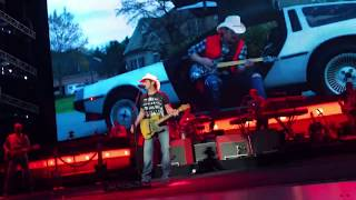 Download Brad Paisley Intro: Weekend Warrior Tour: Last Time for Everything/Purple Rain Video