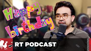 Download RT Podcast: Ep. 364 - Gustavo the Birthday Boy Video