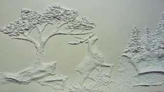 Download How to Make Embossed Painting Video