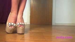 Download My shoe collection - Summer heels Video