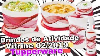 Download VITRINE 02: BRINDES DE ATIVIDADE TUPPERWARE Video