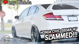 Download Honda Civic Slammed 2014 - Michael F. Visuals Video