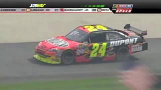 Download Top 10 Jeff Gordon Crashes Video
