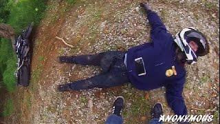 Download Motorcycle Crash Aftermath Video