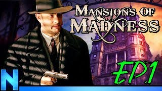 Download CAN YOU ESCAPE FROM INNSMOUTH? - Mansions of Madness 2nd ed Video
