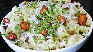 Download उपीट | Upit | Upma Recipe by madhurasrecipe | How to make Rava Upma Video