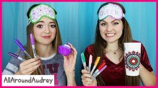 Download 3 Color Marker Craft Challenge / AllAroundAudrey Video