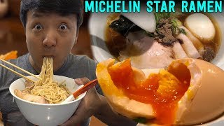 Download MICHELIN Star RAMEN & SOBA Noodle Tour of Tokyo Japan Video