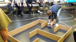 Download Final round: Lego Mindstorm competition Video