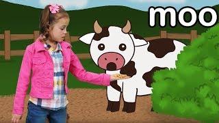 Download Vaca Muu   Aprenda Os Sons dos Animais! Video