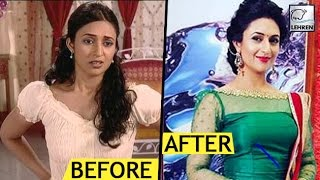 Download Divyanka Tripathi's UNSEEN | Before and After Pictures Video