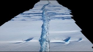 Download Pine Island: An Iceberg as Large as New York City Video