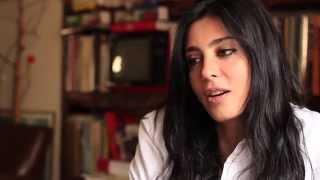 Download Nadine Labaki on working with Tania Saleh Video