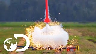 Download A Sugar Powered Rocket | Street Science Video