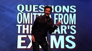 Download Questions omitted from this year's exams - Mock the Week - Series 12 Episode 6 - BBC Two Video