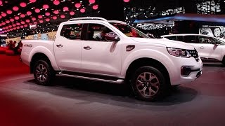 Download 2017 Renault Alaskan Pickup - Interior and Exterior Walkaround Video