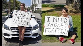 Download Rich Girl vs Poor Girl (Social Experiment) Video