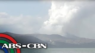 Download LIVE: Taal Volcano as seen from Talisay, Batangas | ABS-CBN News Video
