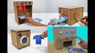 Download WOW!10 MESIN UNIK BERFAEDAH MENGAGUMKAN DARI KARDUS-Mainan Anak Video