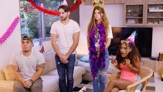 Download Surprise Birthday Party Gone Wrong | Lele Pons & Hannah Stocking Video