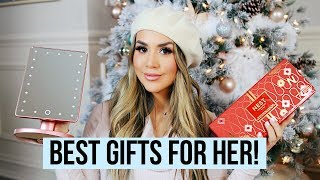 Download BEST CHRISTMAS GIFTS FOR HER 2017 | ALEXANDREA GARZA Video