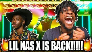 Download Lil Nas X - Panini REACTION! Video