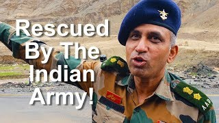 Download Survived a Landslide Thanks to Indian Army! Video