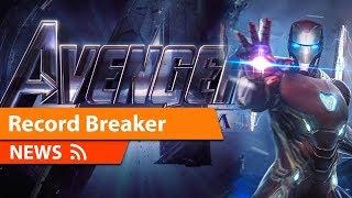 Download Avengers Endgame Sets a MASSIVE Unbelievable Record Video