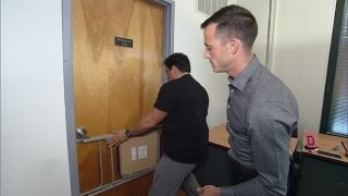 Download How To Use a Folding Chair To Barricade The Door During a School Shooting Video