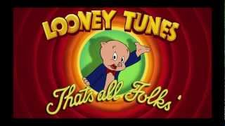 Download Looney Tunes Full HD Intro + That's all folkes! Video