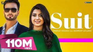 Download SUIT (Full Song) Nimrat Khaira Ft Mankirt Aulakh |Sukh Sanghera| Preet Hundal | Latest Punjabi Songs Video
