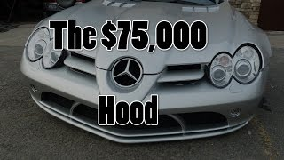 Download The $75,000 Factory Mercedes Hood Video