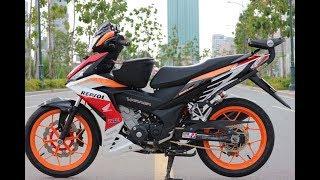 Download Xe & Phong Cách 24h - Winner 150 độ siêu khủng với bộ phanh Yamaha R6 cùng loạt option cực chất. Video