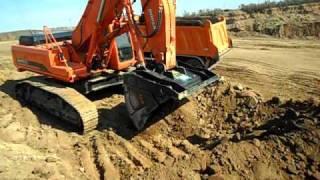 Download Front Shovel for S500LC-V Video