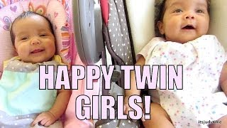 Download HAPPY TWIN GIRLS! - May 12, 2014 - itsJudysLife Daily Vlog Video