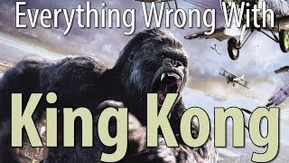 Download Everything Wrong With King Kong (2005) In 10 Minutes Or Less Video