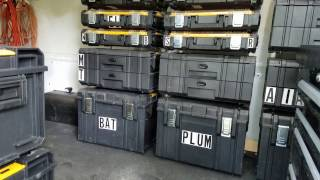 Download Dewalt Tough System Custom Van Racking 2016 Transit 250 Video