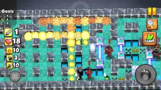 Download Bomber Friends - Robot Quest - Level 30 (The very LAST Level) Video