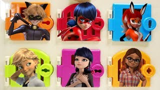 Download Puppeteer Ladybug Cat Noir Rena Rogue Trapped Doors Surprises Miraculous Ladybug Video