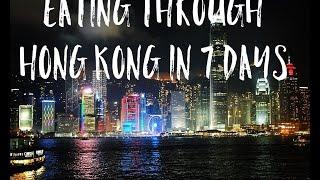 Download CRAZY HONG KONG FOOD TOUR 2016 Video
