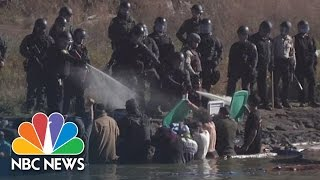 Download Dakota Access Pipeline Protesters: 'The World Needed To See What Was Going On' | NBC News Video