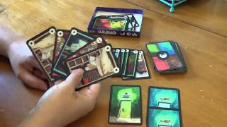 Download Onirim the Card Game: Play Through Video