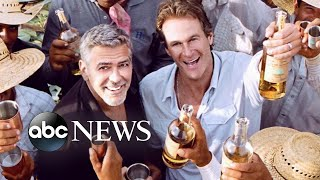 Download George Clooney's business partner reacts to $1B tequila sale Video