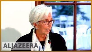 Download 🇬🇧 Brexit countdown: IMF chief gives no-deal warning   Al Jazeera English Video