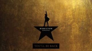 Download You'll Be Back - Hamilton (Instrumental/Karaoke) Video
