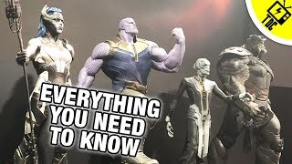 Download Children of Thanos: Everything You Need to Know! (The Dan Cave w/ Dan Casey) Video