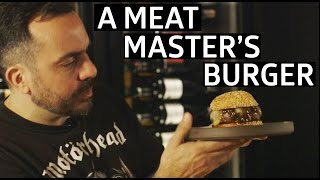 Download How A Michelin-Starred Chef Makes The Perfect Burger Video